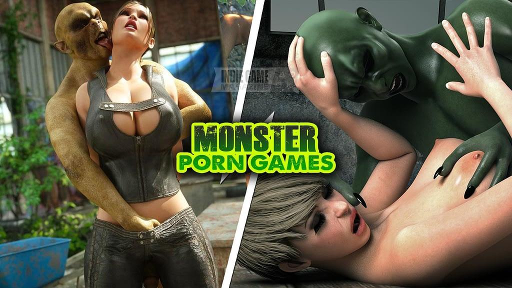 Monster Porn Games