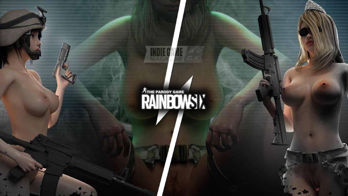 Rainbow Six Parody