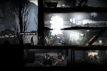 This War of Mine: A Haunting Survivalist Game of the Harrowing Realities of a War-Torn City