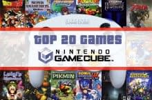 Top 20 Best GameCube Games of All Time