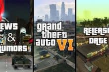 Grand Theft Auto 6 Latest News, Rumors and Release Date