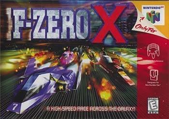 F-Zero X
