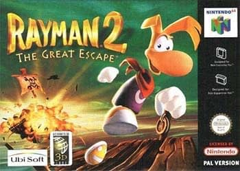 Rayman2 The Great Escape