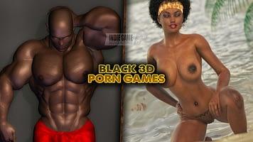 Black 3D Porn Games