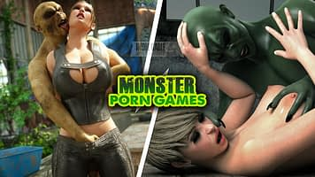 Monster Porn Games