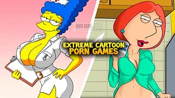 Extreme Cartoon Porn Games