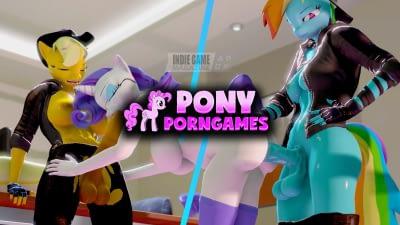 Pony Porn Games