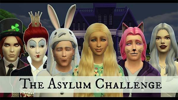 Asylum Challenge
