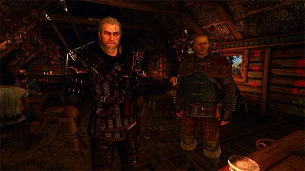 Witcher 2 Gear