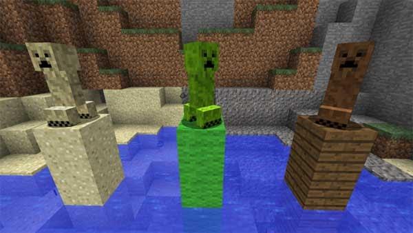 Chameleon-Creepers
