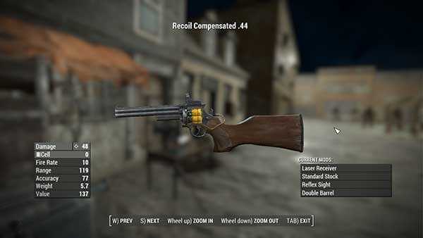 Extended-Weapon-Mods