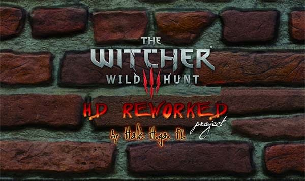 Witcher3 HD Reworked Project