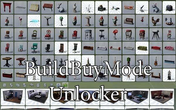 BuildBuyMode-Unlocker