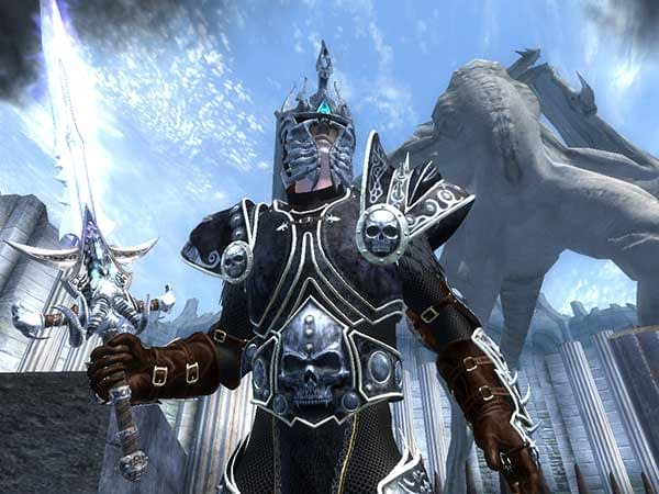 Frostmourne-and-Lich-Kings-Armor