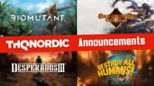 Gamescom 2019: THQ Nordic Teases Three New Game Announcements
