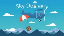 Sky Delivery – A Fantastic Indie Game
