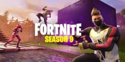 Fortnite Season 9 Culminates with a Battle of Epic Proportions