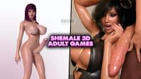Shemale 3D Adult Games